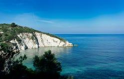 Strand Padulella, Insel von Elba, Toskana Stockfotografie