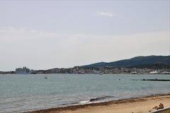 Strand in Palma de Maollorca Stock Fotografie
