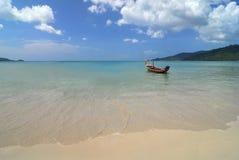 Strand Phuket Thailand Royalty-vrije Stock Afbeelding