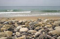 Strand, Portugal, Algarve Stock Foto's
