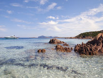 Strand-Prinz Sardinien Italien Lizenzfreies Stockbild