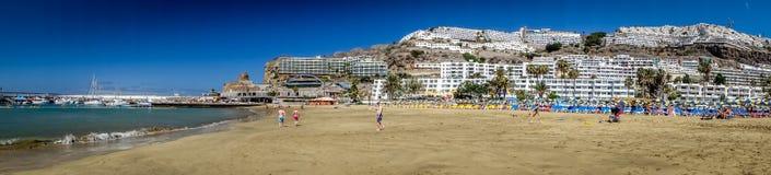 strand Puerto Rico Fotografering för Bildbyråer