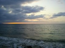 strand Puerto Vallarta Royaltyfria Bilder