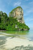 strand railay thailand Arkivfoto