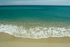 Strand, Rest, Freiheit Lizenzfreies Stockfoto