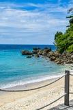 Strand in Sabang lizenzfreie stockfotografie