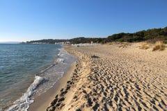 Strand in Salento stock fotografie