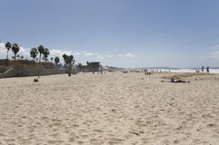 Strand in San Diego lizenzfreie stockbilder