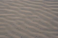 Strand-Sand lizenzfreie stockfotografie