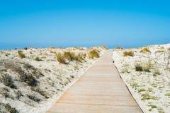 Strand in Sardinige Royalty-vrije Stock Fotografie