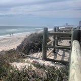 Strand-Schwingungen Stockfotografie