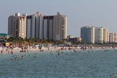 Strand-Spaß Lizenzfreies Stockfoto