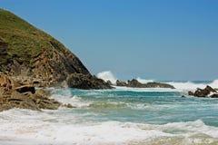 Strand in Spanien Lizenzfreie Stockbilder