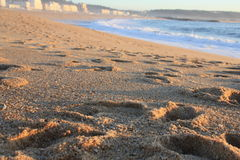 Strand in Spanien Lizenzfreies Stockfoto