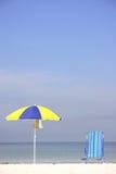 Strand-Szene Stockbilder