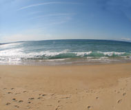 Strand-Szene #6 Stockfotos
