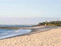 Strand in Tanzania royalty-vrije stock foto