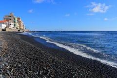 Strand in Teneriffa Stockfotos