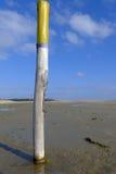 Strand Terschelling, Nederländerna Arkivfoton