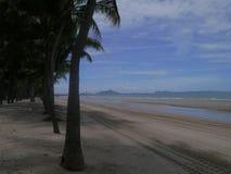 Strand in Thailand Lizenzfreie Stockfotografie