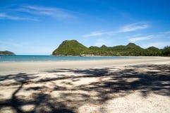 Strand in Thailand Stock Afbeeldingen