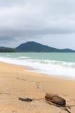 strand thailand Arkivfoton