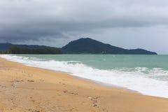 strand thailand Arkivfoto