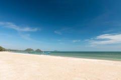 Strand in Thailand Stockfotos