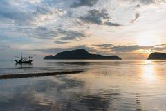 Strand in Thailand Stockfoto