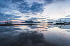 Strand in Thailand Lizenzfreies Stockfoto