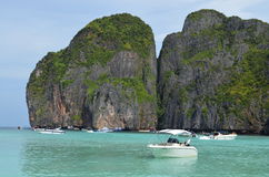Strand in Thailand Stockbilder