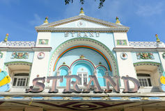 Strand Theater, Key West, Florida Royalty Free Stock Image