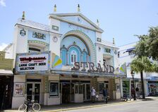 The Strand Theater in Key West, Florida