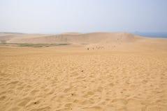 strand tottori Royaltyfri Bild
