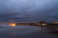 Strand Turkiet Arkivfoton