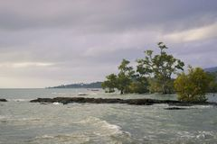 Strand und Meer stockbilder