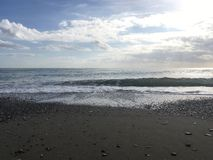 Strand und Ozean stockbilder