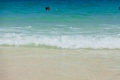 Strand und tropisches meeres- Stockfotos