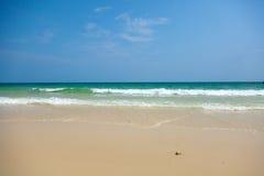 Strand und tropisches meeres- Stockbilder