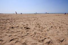 Strand van Bibione Royalty-vrije Stock Fotografie