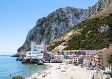 Strand van Caleta Royalty-vrije Stock Fotografie