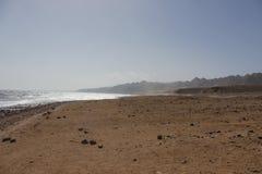 Strand van het Rode Overzees Stock Fotografie