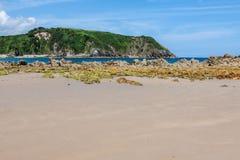 Strand van Pechon Stock Afbeeldingen