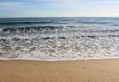 Strand von Adam und von Eve in Portugal Lizenzfreies Stockbild
