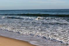 Strand von Adam und von Eve in Portugal Stockbilder