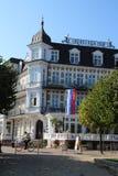 Ahlbeck, Usedom Insel lizenzfreies stockfoto