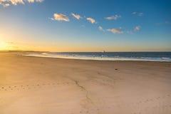Strand von Calais, Frankreich lizenzfreie stockfotografie