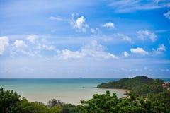 Strand von einer Veranschaulichung Lizenzfreie Stockfotografie
