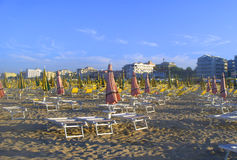Strand von Italien Lizenzfreies Stockbild