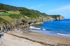 Strand von Pechon Lizenzfreies Stockbild